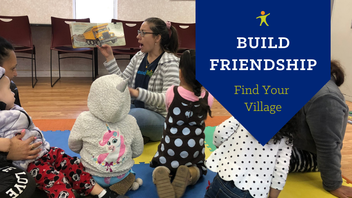 Build Friendship, Find Your Village